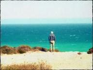 20 km west of Eucla on Australian Bight