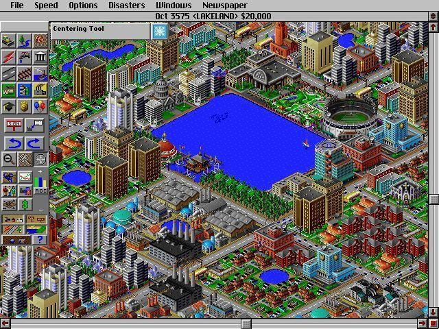 SimCity. Montessori would have loved this.
