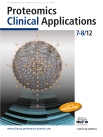 Proteomics Clinical Applications cover, 2012, vol. 6 (no. 7-8) // Image by Adam Byron // Reproduced with permission from Wiley-VCH Verlag GmbH & Co. KGaA