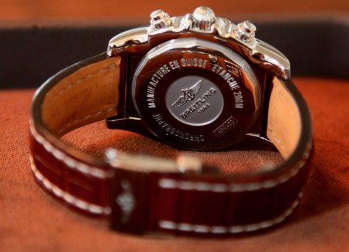 Breitling Chronomat 44 GMT AB0420 © 2017 Adam Brown