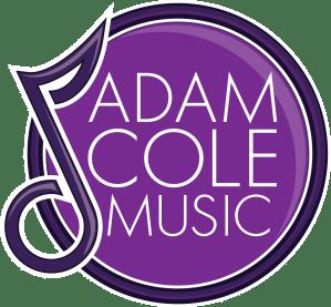 Adam Cole Music Logo
