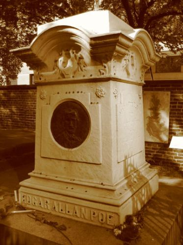 Poe Funeral, Westminster Hall, Baltimore