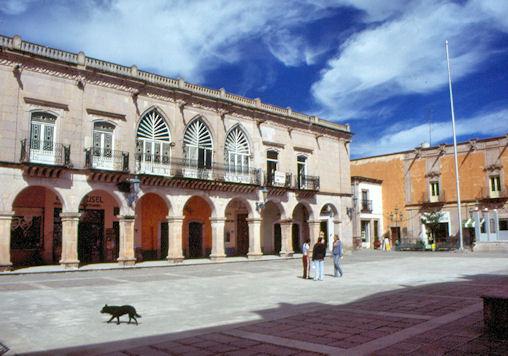 Mitos y leyendas de Zacatecas: La tumba de la Llorona (2/2)