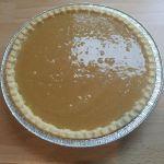 Recicember Day 24: Butterscotch Tart