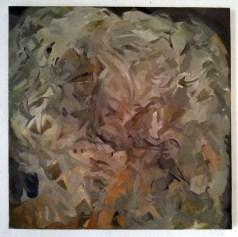 KAFKA'S PROMETHEUS - Oil on Canvas - Sept 2013