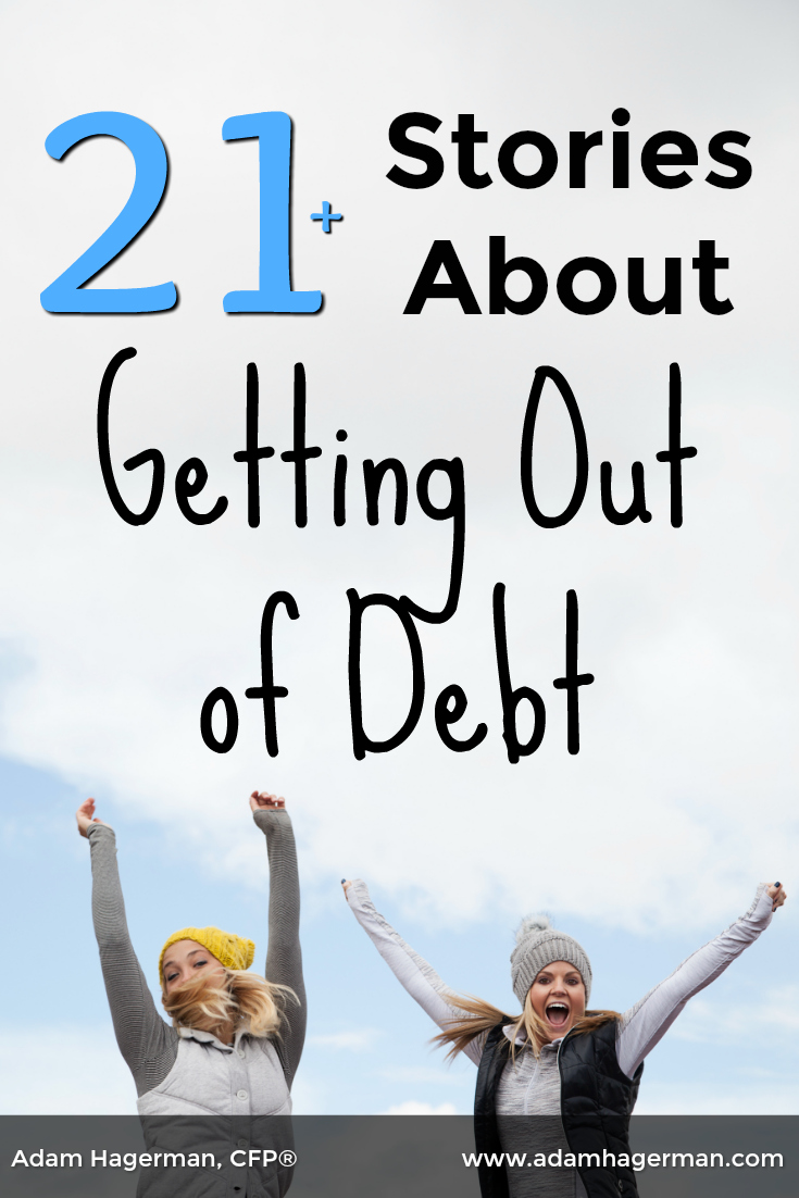 Learn how these individuals and families attacked their debt and came out on top.