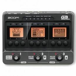 Zoom G3 Guitar Effect and Amp Simulator Review