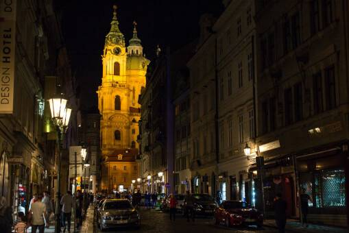 Prague : The Musical City - In from the Cold