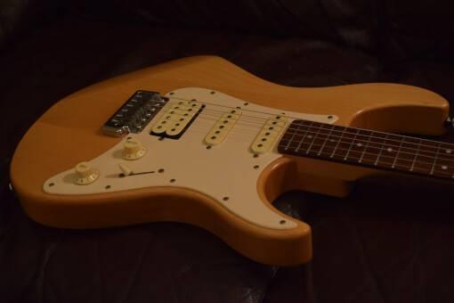 Yamaha Pacifica 112J Electric Guitar Review