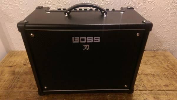 BOSS Katana vs Valve Guitar Amps