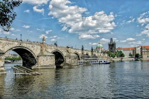 Prague: The Musical City. Charles Bridge - The Blogging Musician