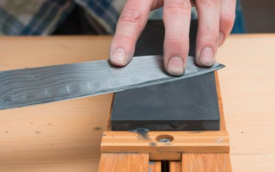 Trading Lessons from Knife Sharpening