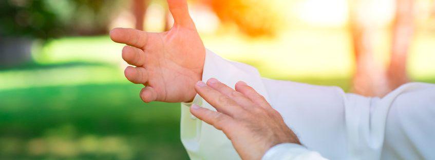 Qigong Hands