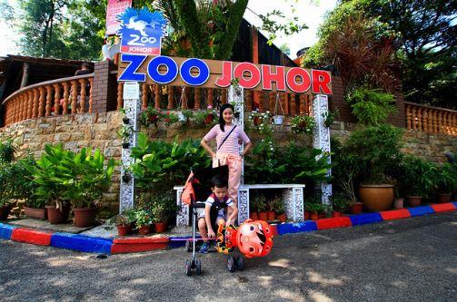 Tempat Menarik Di Johor Bahru