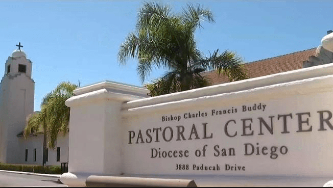 Diocese of San Diego - Horowitz Law