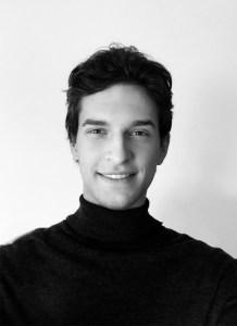 Portrait of Adam Husting