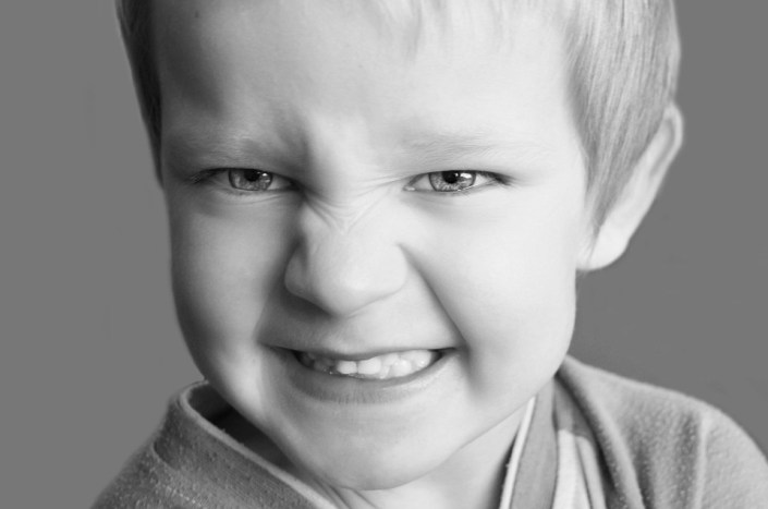 Rage, Anger and Aggression in Children