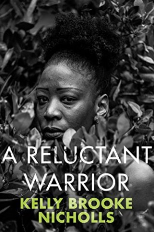 "Cover image of ""A Reluctant Warrior"""