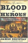 Blood Of Heroes james donovan