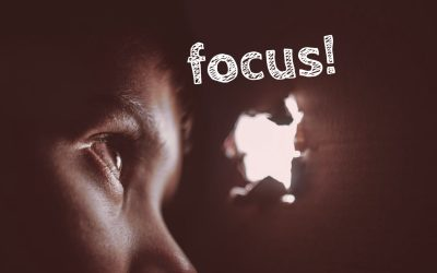 Focus on the main thing