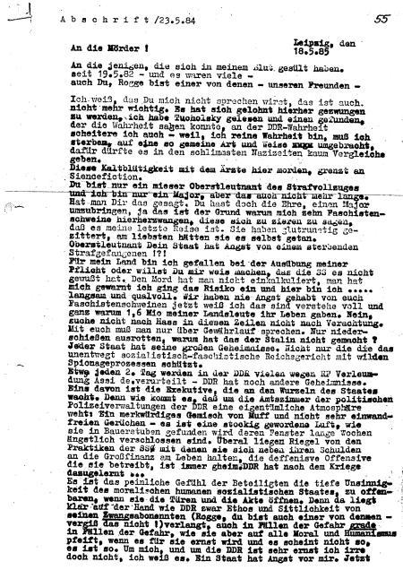 Tucholsky kannte die Deutschen besser als ich - der half mir sehr im Angriff