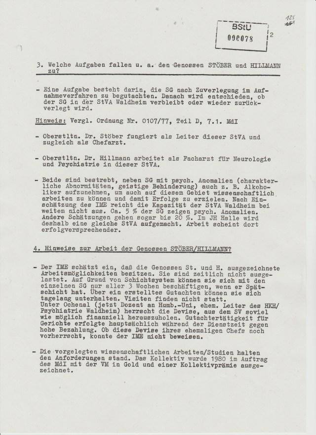 OPK GANOVE -OSL Dr. Siegfried Hillmann      12