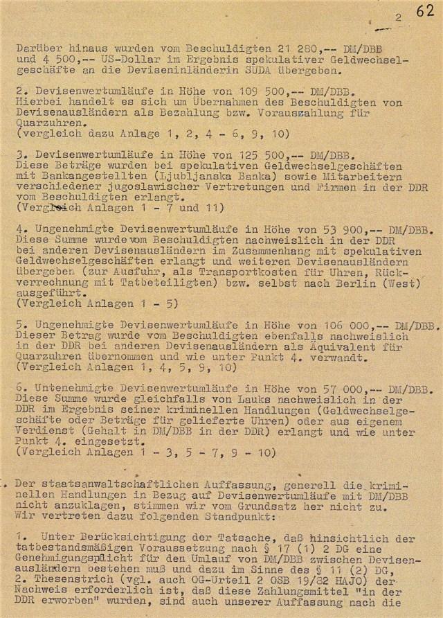 Zersetzung von Adam Lauks 1982.02.23.1