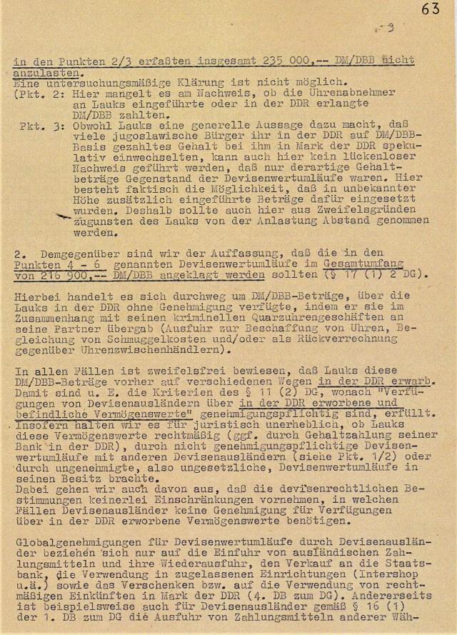 Zersetzung von Adam Lauks 1982.02.23.2