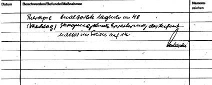 Zersetzung von Adam Lauks 1983.03.29.1