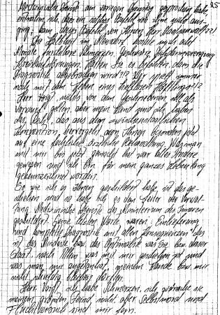 Zersetzung von Adam Lauks 1983.05.16.6