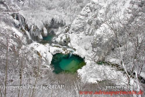 Wer die Seen im Winter nicht abgelaufen oder abgewandert ist  hat nur ein Viertel gesehen