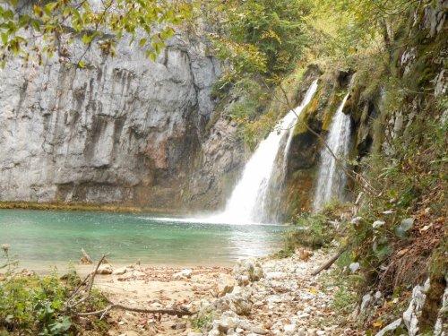 Wasserfall von Korana