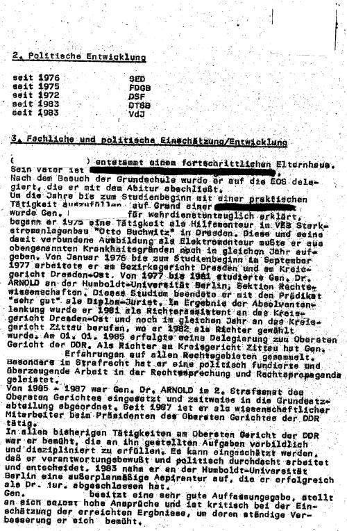 .als ich Ulrich Schwarz  über Folter, Misshandlungen und unzureichende medizinische Hilfe berichtete...
