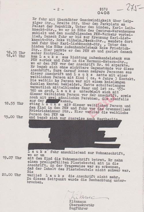 Bekämpft man so den größten Schmugglercoup den die DDR je  zu bearbeiten hatte. Sie hielten mich für die Nummer 1... der Handel blühte und war nicht auszubremsen. Wie lange brauchte die STASI die Niederlage und Desaster zu erkennen !?