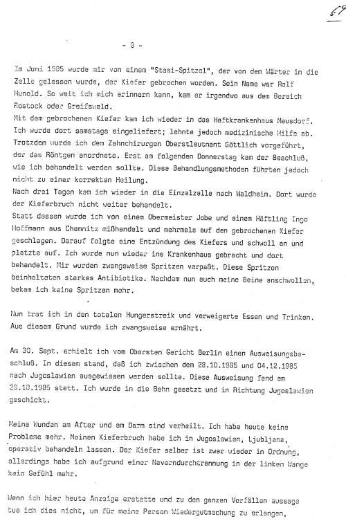 30 Js 1792 93 Ermittlungsverfahren der Staatsanwaltschaft II Bln 020