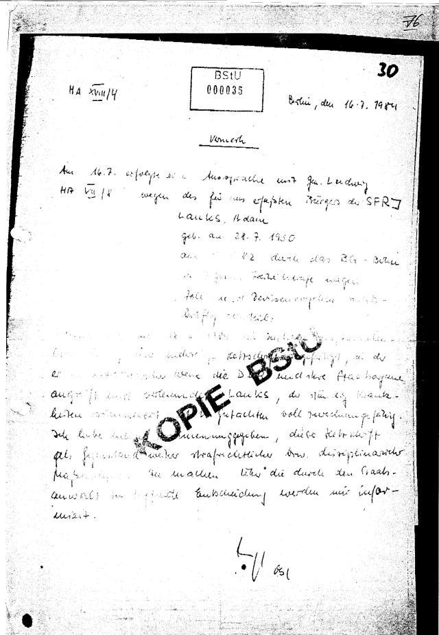 30 Js 1792 93 Ermittlungsverfahren der Staatsanwaltschaft II Bln 026