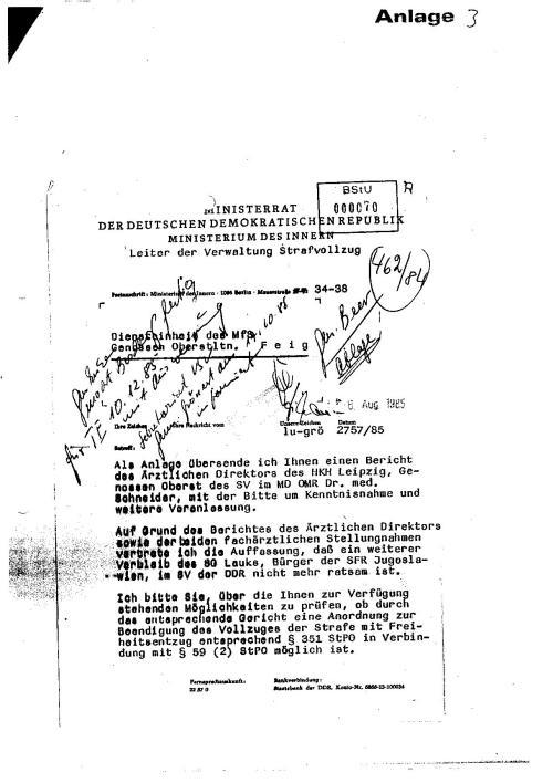 Strafanzeige gegen die Gauckbehörde 010