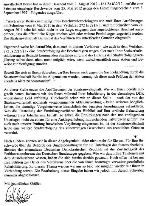 Staatsanwaltschaft Berlin hält Abgeordnetenhaus f. dumm 002