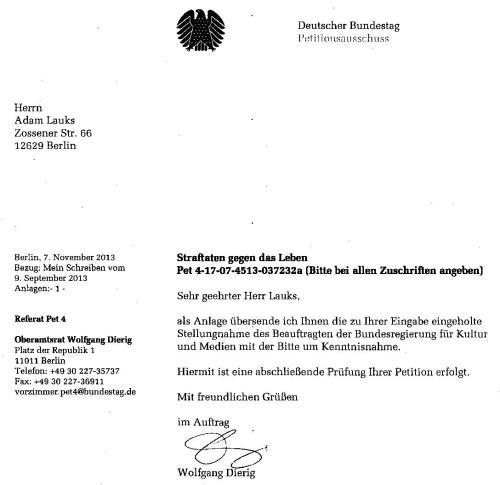 Werr beherrscht den Bundestag und hält alle fünf Ausschüsse im Schach.
