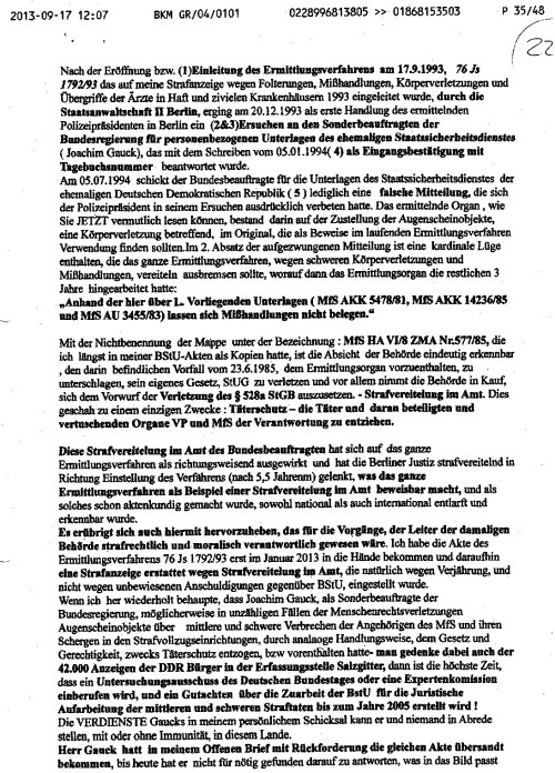 Wer ist hinter Wolfgang Dierig der die Petition so vehement unterdrückt !?