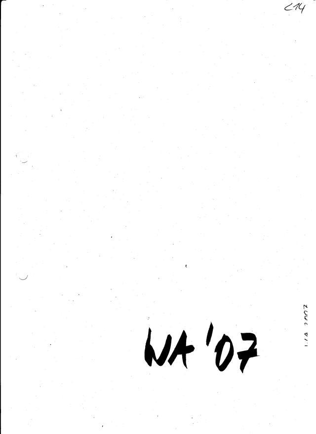 Obwohl WA ´07 für Wiederholungsantrag steht - handelte sich eigentlich um Antrag auf/Ersuchen um Herausgabe von Akten 2007