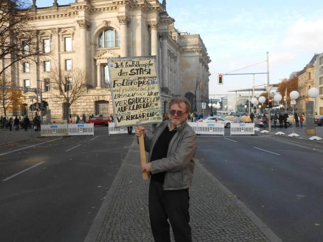Deutschland Du hast die FOLTER der STAZIS nicht aufgearbeutet