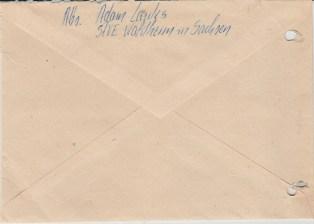 Endabrechnung an Honecker 4.Juli 1985