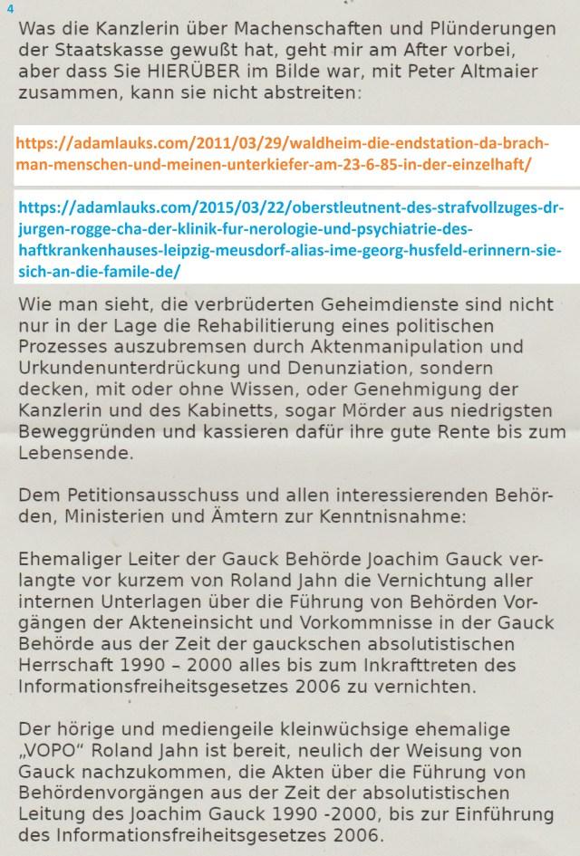 Deutscher Bundestag - Petitionsausschuss)