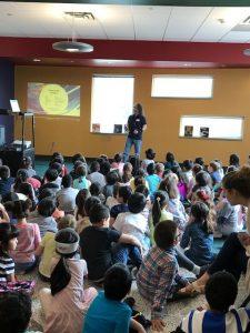 George Washington School Visit