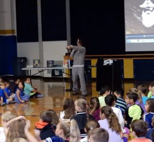 Mary A Hubbard Elementary School Visit