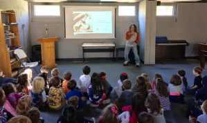 Parkwood Baptist Church Wee Center Preschool School Visit