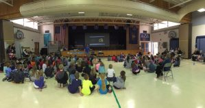 Richland Elementary School Visit