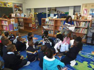 Pine Run Elementary School Visit