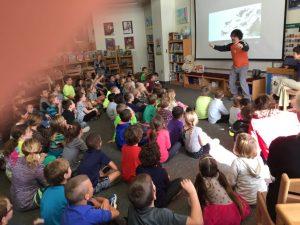 Tinicum Elementary School Visit